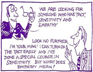 Do empaths have empathy?