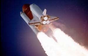 take off like a rocket