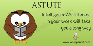 Astute, foggy, clueless… how many distinct things can you tell apart?