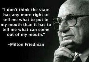 Friedman-mouth