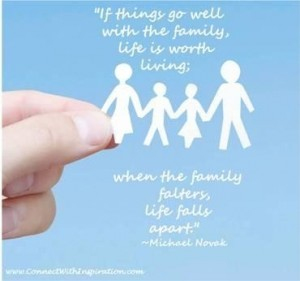 The secret of a meaningful life?