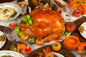 Thanksgiving… if you want to be honest, it is just a meal.