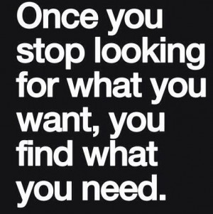 find what you need