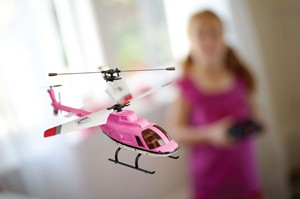 Pink-RC-Helicopter