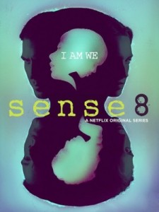 I watched a 12-episode series on Netflix, called Sense8