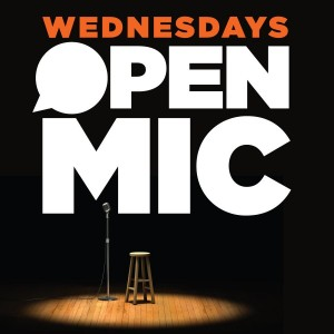 New: Open Mic sessions