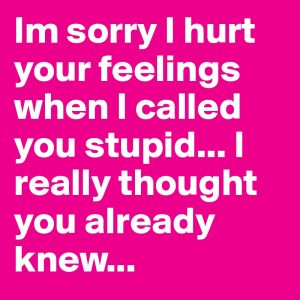 Im-sorry-I-hurt-your-feelings-when-I-called-you-st