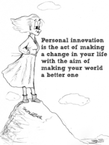 Innovation vs fixing… how can you have any circumstance and still be happy?