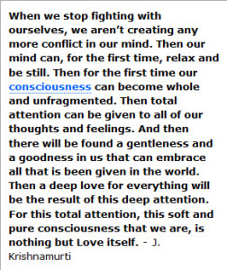 The only spiritual practice that raises your vibration, and can take you all the way