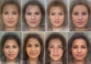 Average face per country… computer generated. Fascinating.